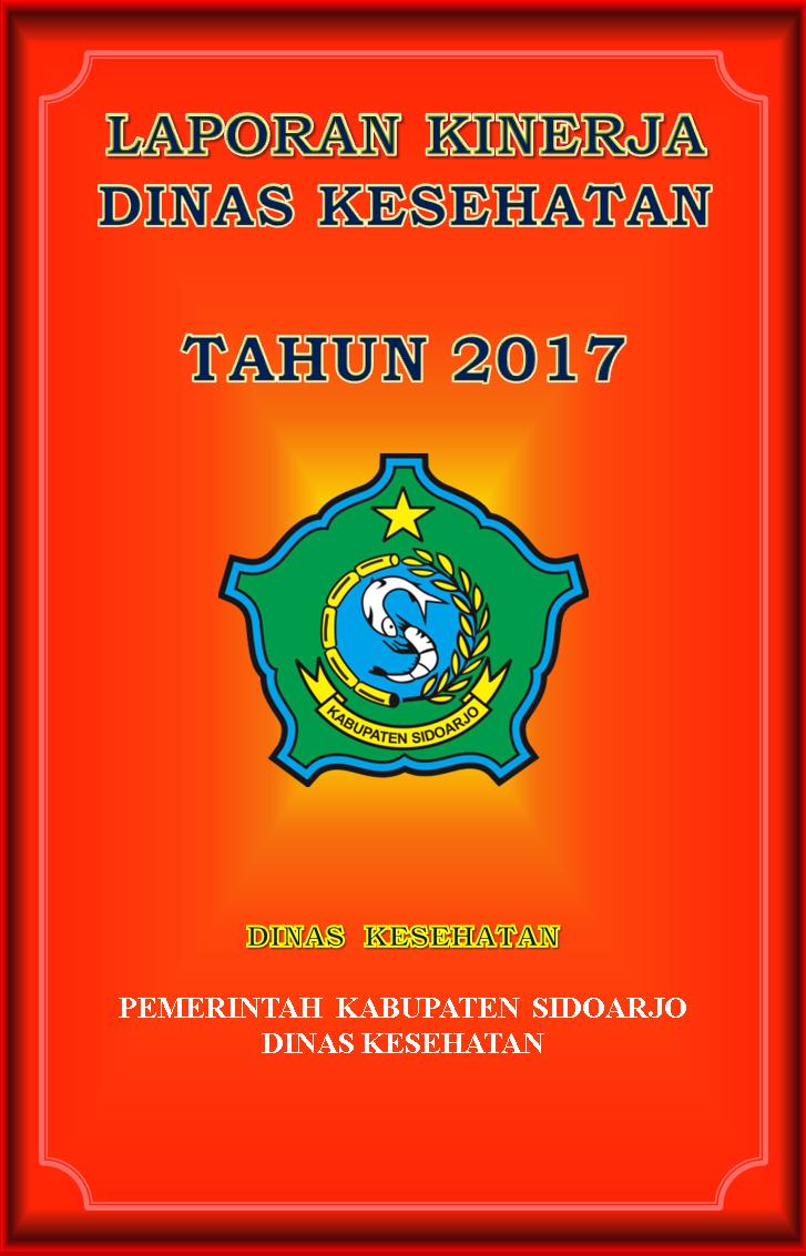 cover Laporan Kinerja 2017 depan